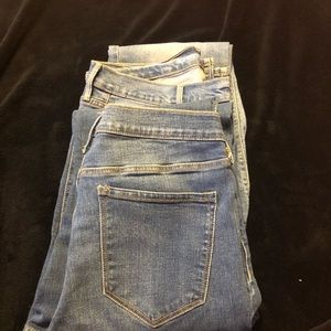 Two pair of new old navy jeans